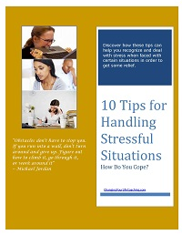 Tips for Handling Stressful Situations