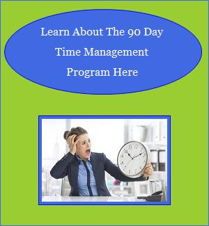 How to Manage Time and Stress Program