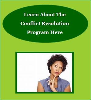 Stress Relievers - How to Resolve Conflict