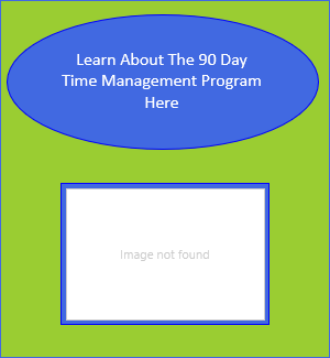 Time Management 90 Day Coaching Program