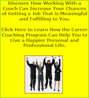 Career Coaching Program